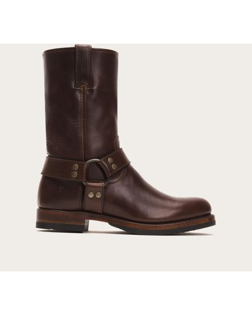 Frye | Brown Prison Boot for Men | Lyst