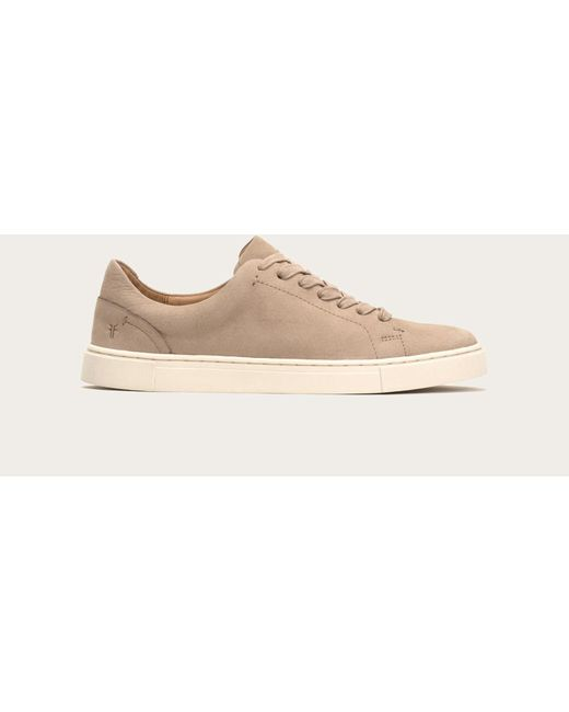 Frye - Natural Ivy Low Lace for Men - Lyst