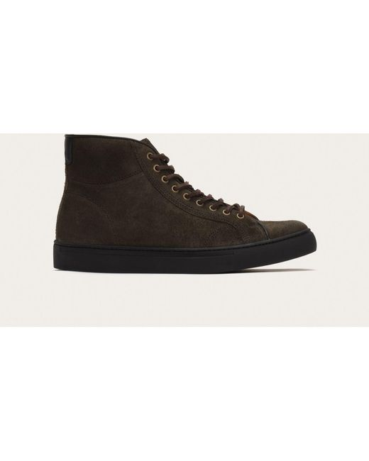 Frye - Black Walker Midlace for Men - Lyst