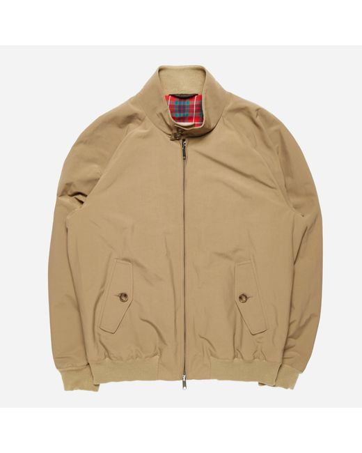 Baracuta - Natural G9 Original Jacket for Men - Lyst