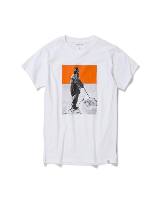 Norse Projects - Niels Amundsen White for Men - Lyst