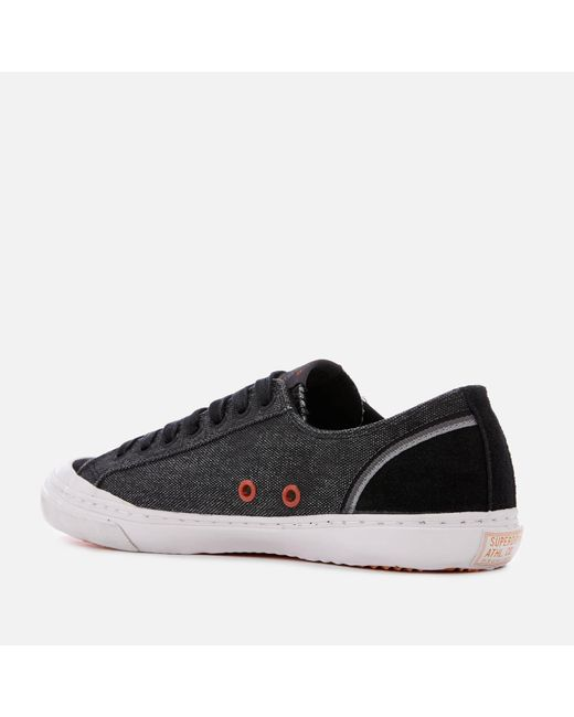 In Black Men For Superdry Trainers Retro Lyst Pro Low ZqBZwg