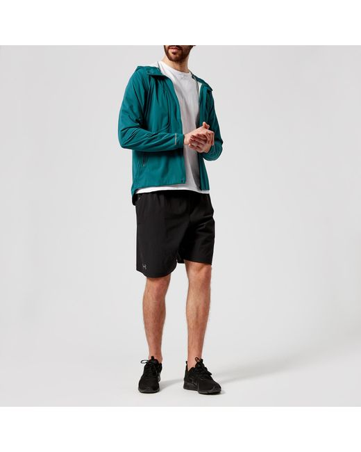 Jacket Accelerate Asics In Men Lyst For Blue a1zxqxwBU