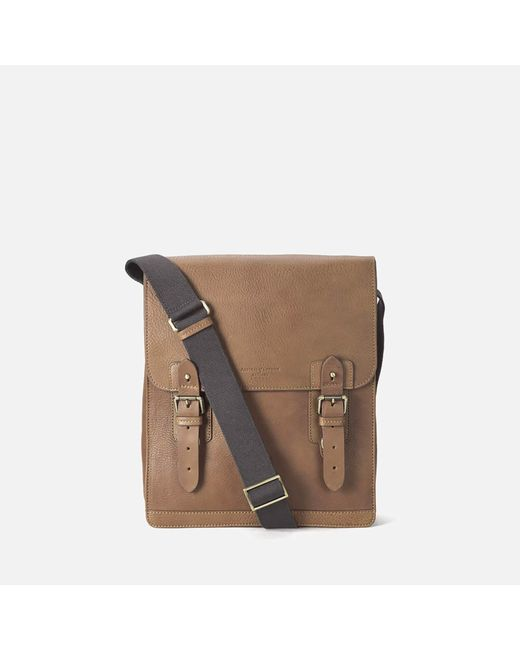 Aspinal | Multicolor Small Shadow Messenger Bag for Men | Lyst