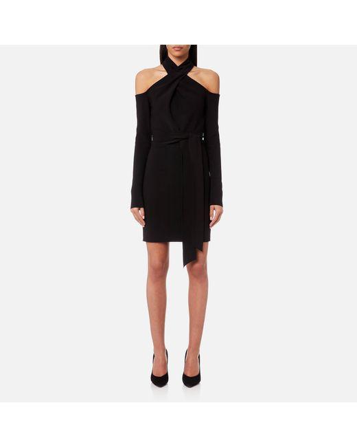 Bec & Bridge - Black Bijou Long Sleeve Dress - Lyst