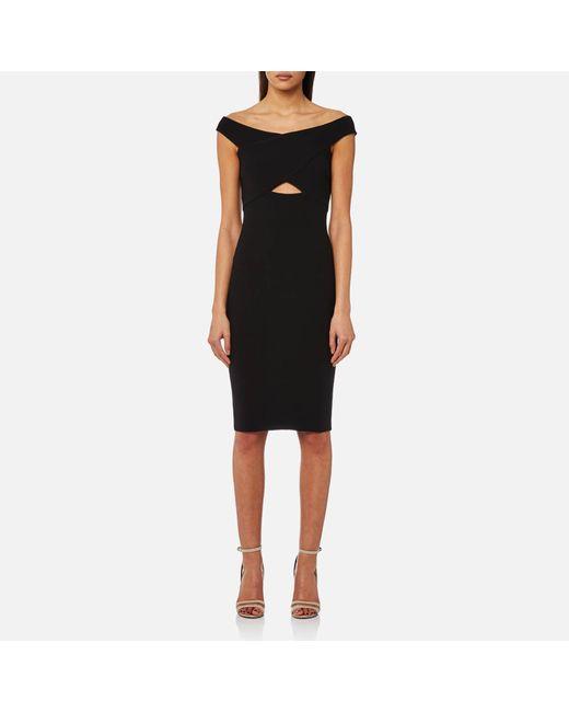 Bec & Bridge - Black Women's Aurelie Cut Out Dress - Lyst
