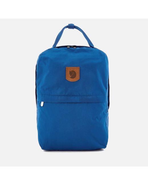 Fjallraven - Blue Greenland Zip Large Backpack for Men - Lyst