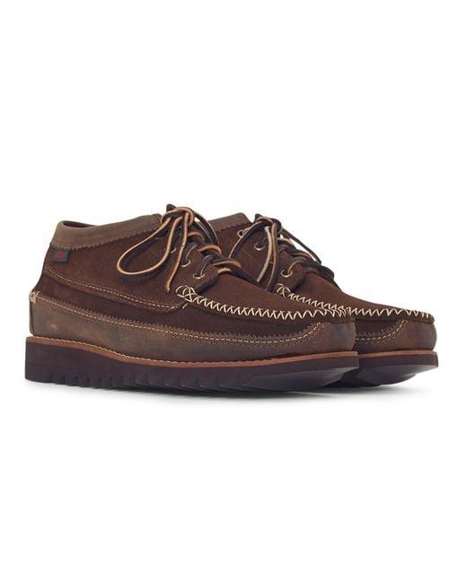G.H. Bass & Co.   Brown Lindon Mid Ranger Boot for Men   Lyst