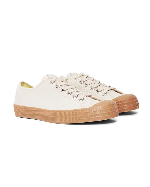 Novesta - Multicolor Star Master Plimsoll Off White for Men - Lyst