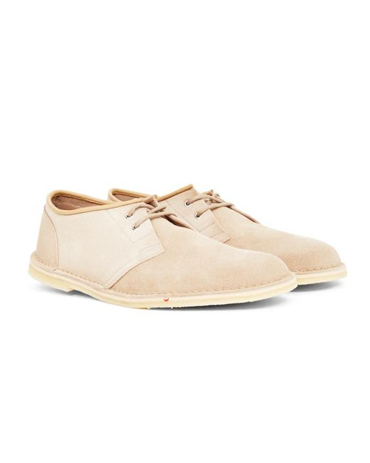 Clarks | Jink Suede Shoe Off White for Men | Lyst