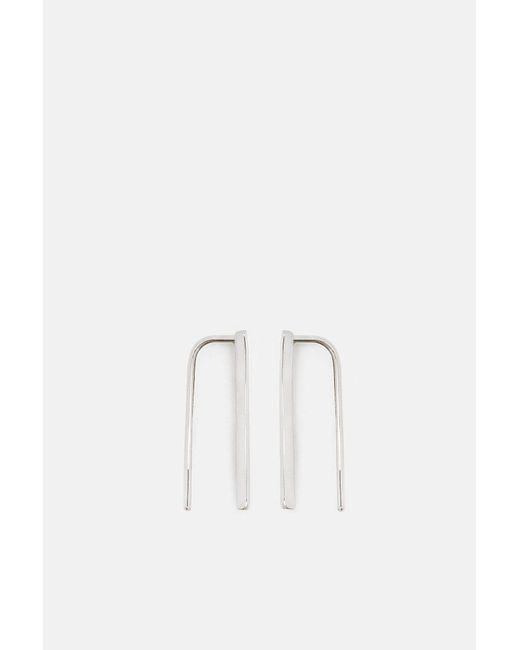 Gabriela Artigas - Multicolor Thin Staple Earrings (set Of 2) - Lyst