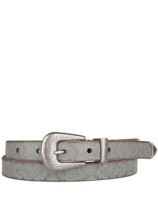 Cowboysbelt - Gray Belt 209097 - Lyst