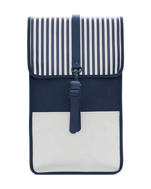Rains - Blue Ltd Backpack - Lyst