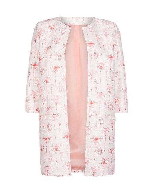 POM Amsterdam - Pink Jacket Palms - Lyst