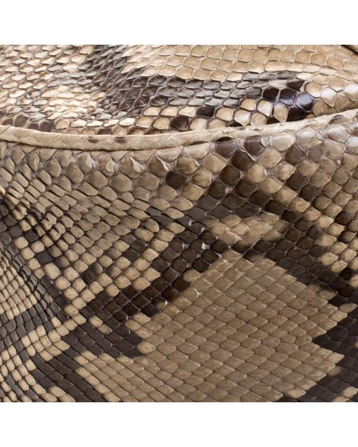 f776196b0d82 ... Louis Vuitton - Natural Python Limited Edition Galliera Smeralda Pm Bag  - Lyst ...