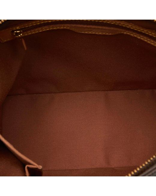 4dcc2da8fde0 ... Louis Vuitton - Brown Monogram Canvas Cabas Piano Tote Bag - Lyst ...