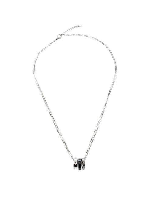 Cartier - Metallic Love Ceramic & Diamond 18k White Gold Necklace - Lyst