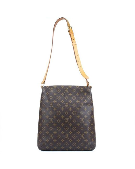 ... Louis Vuitton - Brown Monogram Canvas Musette Salsa Bag - Lyst ... 62f1816952b27