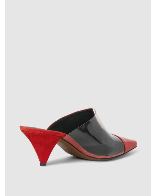 Neous Psycho Mid Heel Mules