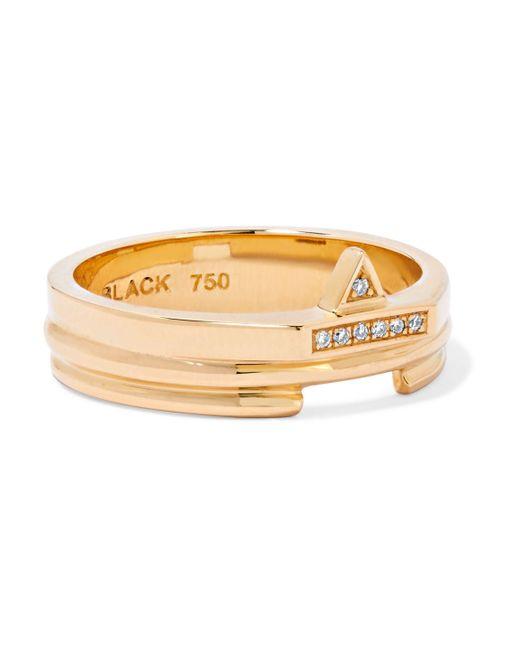 Maria Black - Metallic Cocolock 18-karat Gold Diamond Ring - Lyst