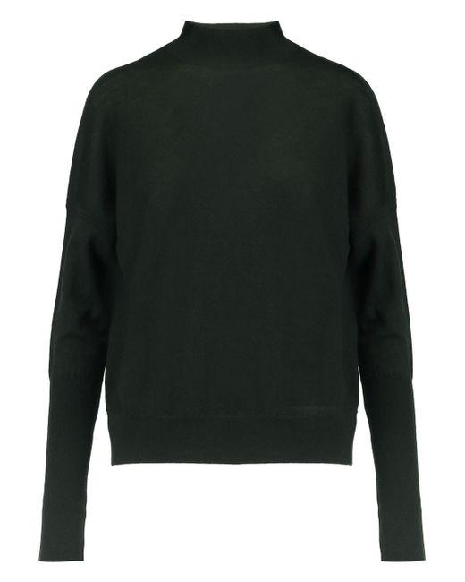 J Brand - Green Acacia Wool-blend Turtleneck Sweater - Lyst