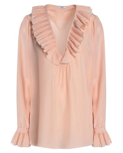 Vilshenko | Long Sleeved Pastel Pink | Lyst
