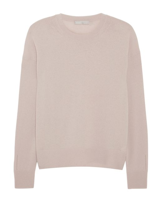 Vince - Multicolor Cashmere Sweater - Lyst