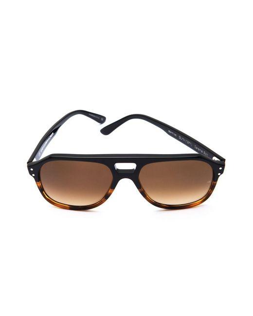 Oliver Goldsmith - Multicolor Glyn (1971) Caramel Split Sunglasses for Men - Lyst