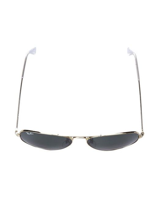 cd7f7bbc23 ... Ray-Ban - Metallic Aviator Rb3025 W3234 Gold Frames With Grey Lenses  Sunglasses for Men