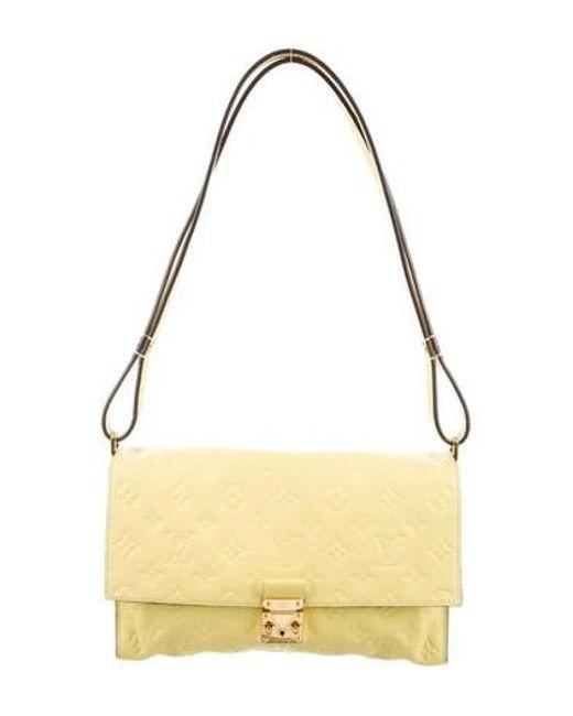 Louis Vuitton - Yellow Empreinte Fascinate Pm Brass - Lyst
