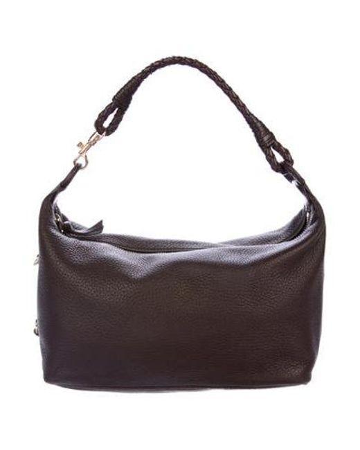 c46d5676498 Bottega Veneta - Metallic Leather Handle Bag Gold - Lyst ...