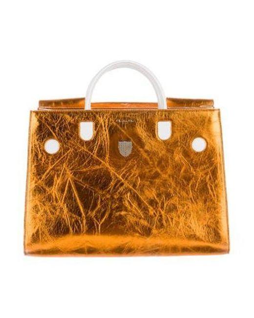 Dior - Metallic 2016 Diorever Bag - Lyst ... 63306d40f9ec5