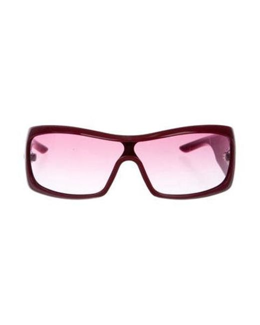 00340b814e Dior - Red Cannage 2 Gradient Sunglasses - Lyst ...