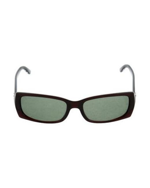 dd1bfd460d7 Ray-Ban - Natural Rectangle Frame Sunglasses Brown - Lyst ...