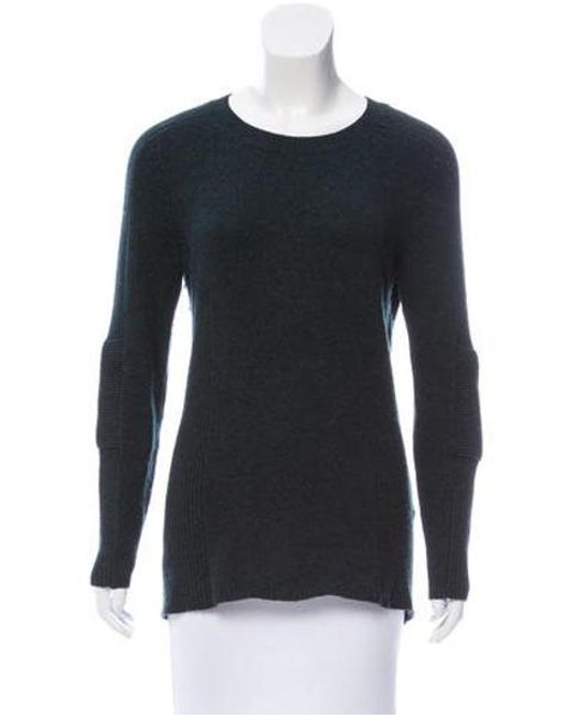 Étoile Isabel Marant - Green Wool Knit Sweater - Lyst