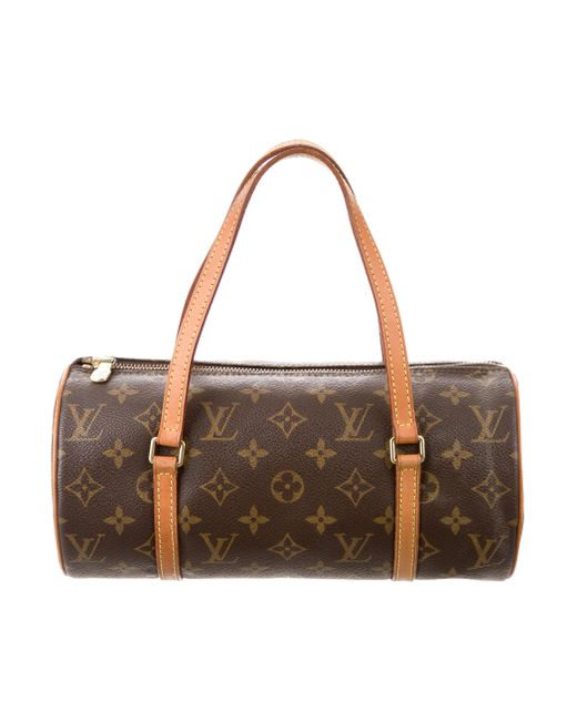 Louis Vuitton | Natural Monogram Papillon 26 Brown | Lyst