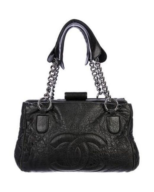 Chanel - Black Perfect Day Tote - Lyst