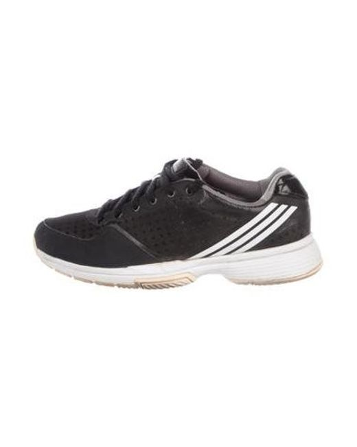 1b49a4884 Adidas By Stella McCartney - Black Mesh Low-top Sneakers - Lyst ...