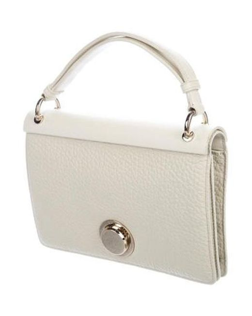5db6feecfc7 ... Giambattista Valli - Metallic Lady Crossbody Bag Gold - Lyst ...