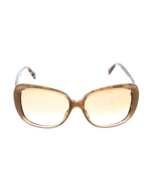 Dior - Metallic Taffetas 2 Sunglasses Tan - Lyst