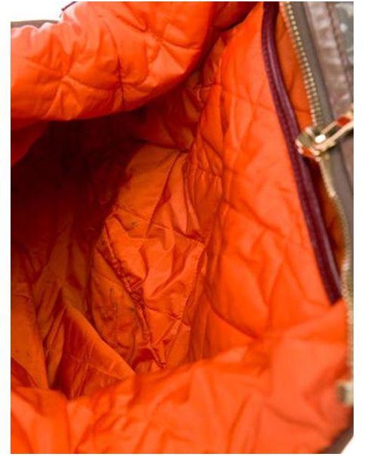 072930659f1 ... Louis Vuitton - Gray 2010 Monogram Aviator Bag Grey - Lyst