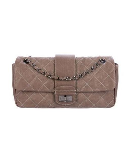 017cbc50c187 Chanel - Black Caviar Mademoiselle Flap Bag - Lyst ...