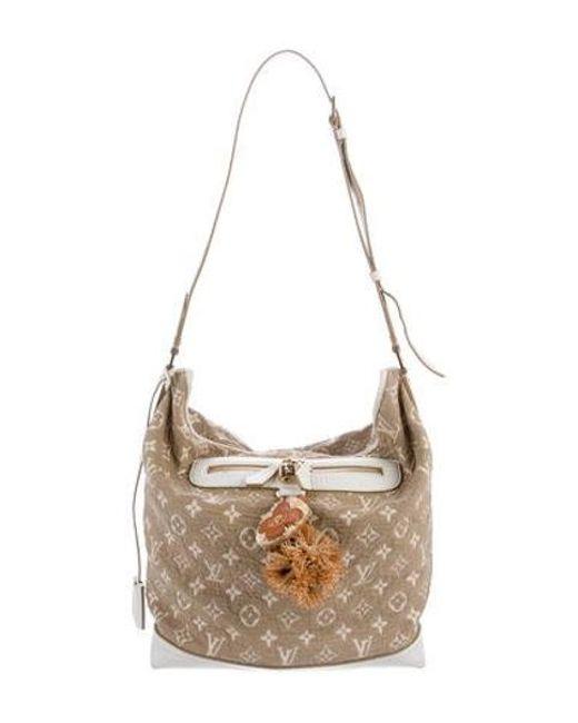 Louis Vuitton - Natural Sabbia Besace Bag Tan - Lyst