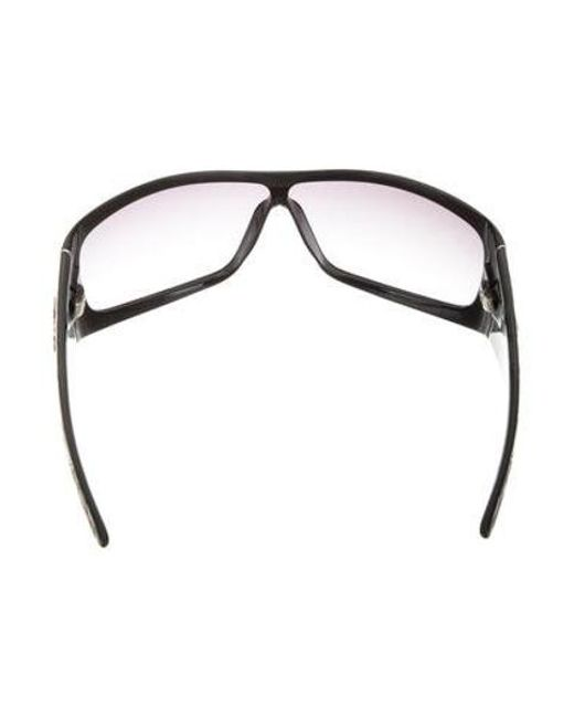 d79f14eb6c0c ... Dior - Black Cannage 2 Gradient Sunglasses - Lyst ...