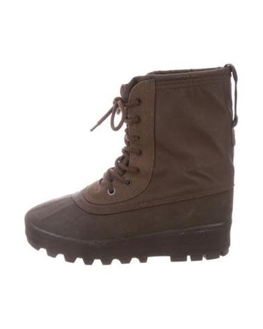 8722e9da9 Yeezy - Brown 950 Season 1 Boots for Men - Lyst ...