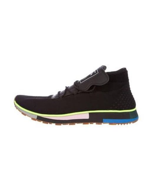 new products 96c8c eb49f Alexander Wang - Black 2017 Aw Run Mid Sneakers for Men - Lyst ...