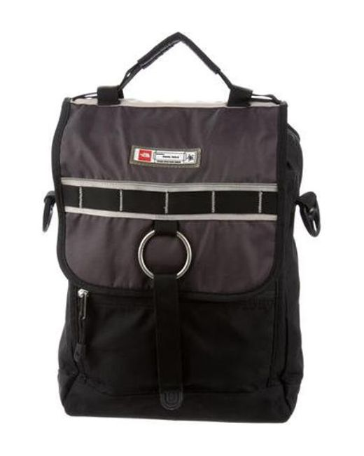 3ec7a1815b The North Face - Metallic Large Backpack Black for Men - Lyst ...