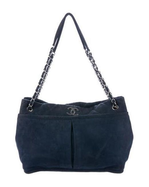 ca6fabbb71e Chanel - Metallic Natural Beauty Tote - Lyst ...