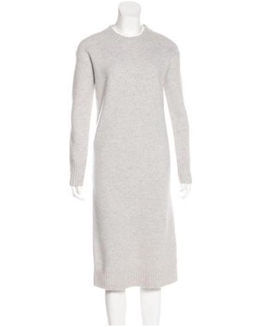 ae29793f861 Rag   Bone - Gray Sienna Merino Wool Dress Grey - Lyst ...