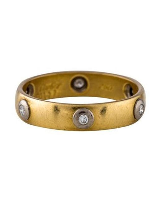 Cartier - Metallic Stella Ring Yellow - Lyst